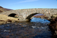 Clunie River Bridge Photo