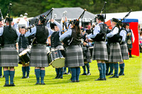 North East Scotland Pipe Band Competition
