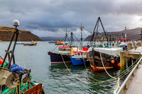 Skye, Portree Harbour