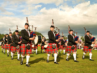 Pipe Band Photo