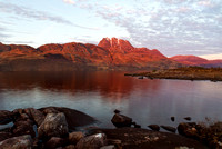 Slioch And Loch Maree Photo